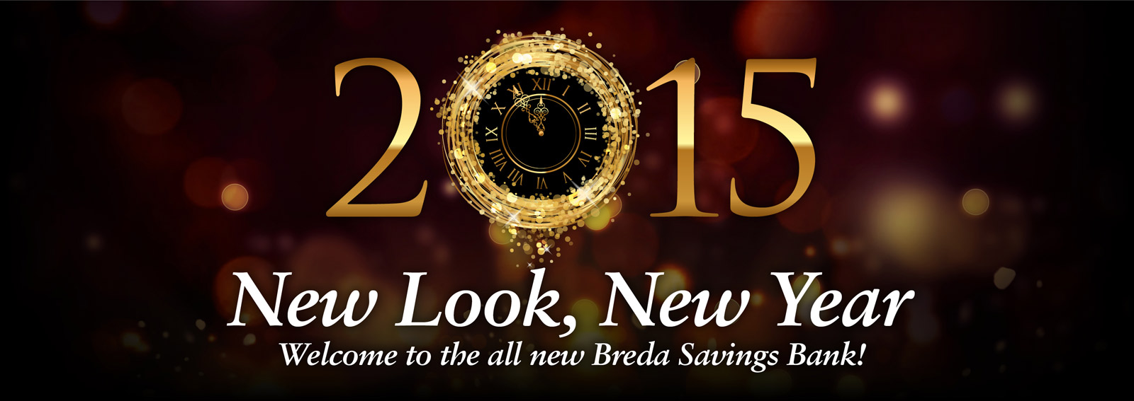 New Look for Breda Savings Bank